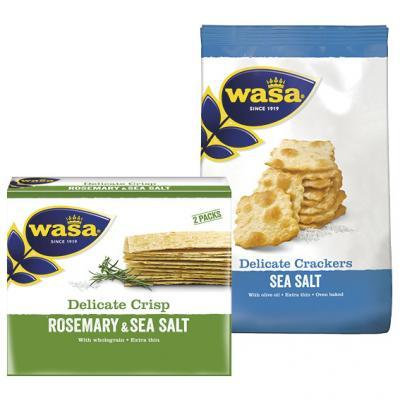 Wasa Delicate Crackers