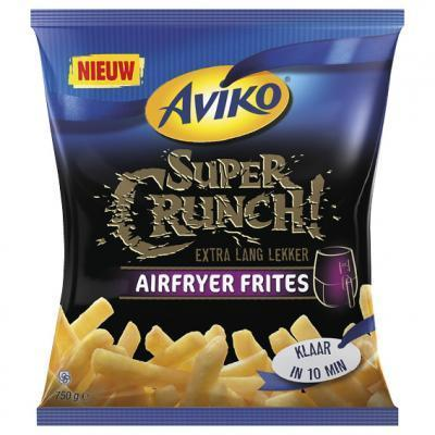 Aviko supercrunch friet