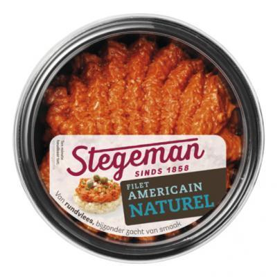 Stegeman filet americain naturel