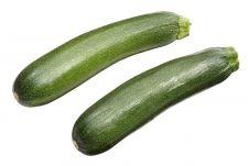 Courgette of komkommer