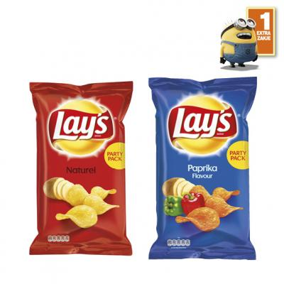 Lay's party pack chips