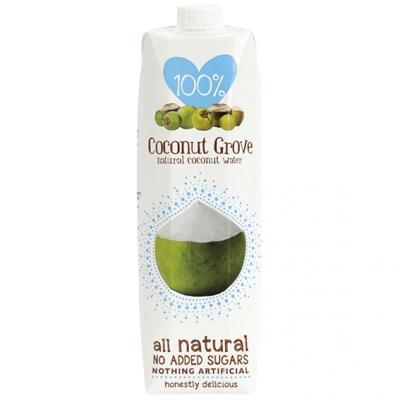 100%   Coconut   Grove   Coconut   water