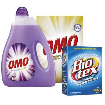 Omo of biotex