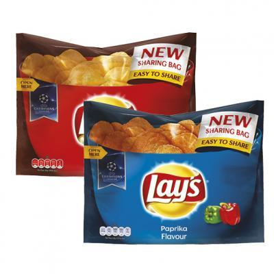 Lay's bugles of sharing bag chips