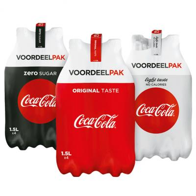 Coca-cola multipacks 1.5 liter