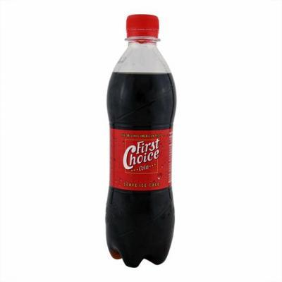 First Choice cola