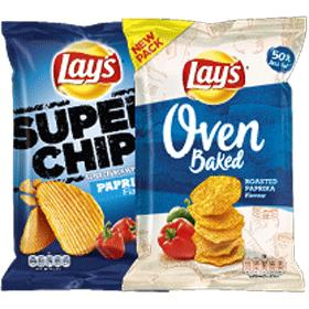 Lay's Oven, Sensations of Superchips