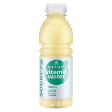 Crystal Clear of Sourcy vitaminwater