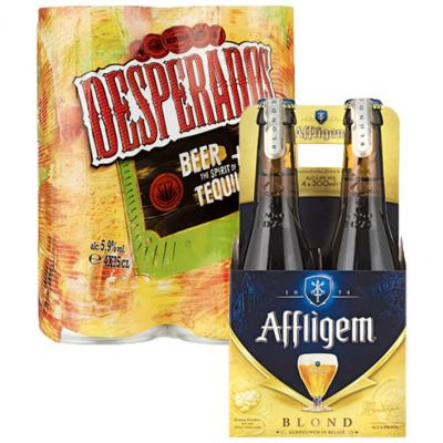 Desperados of Affligem 4-pack
