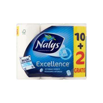 Nalys soft touch of excellence maxi