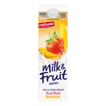 Melkunie Milk & Fruit