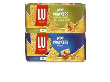 Lu mini crackers