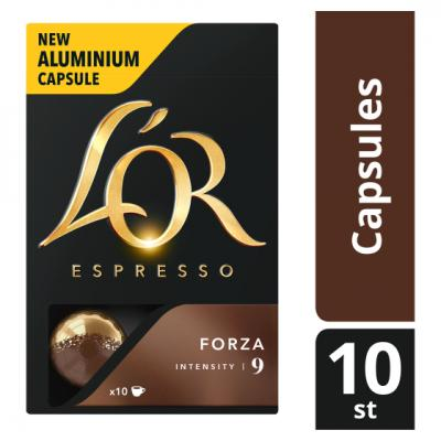 L'OR koffiecups
