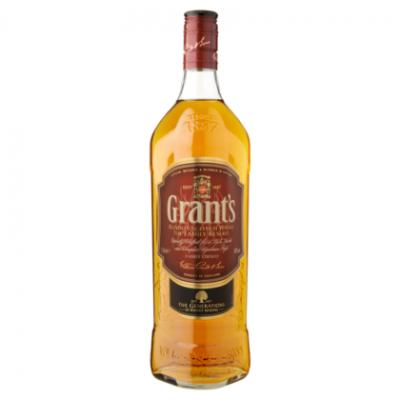 Grant's Scotch whisky 1 liter, Licor 43, of Orochata 70 cl.
