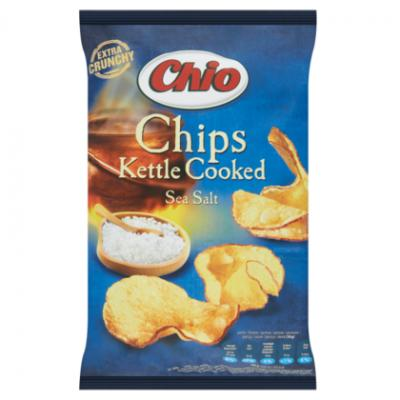 Chio Kettle Cooked sea salt