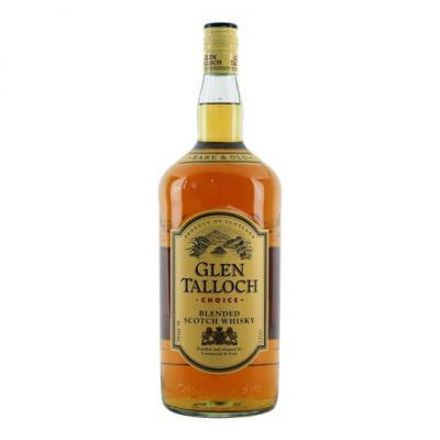 Glen Talloch blenden Scotch whisky