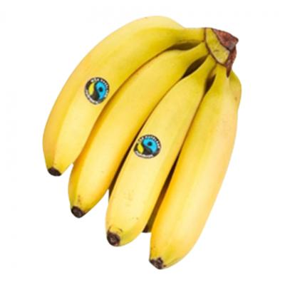 PLUS fairtrade bananen