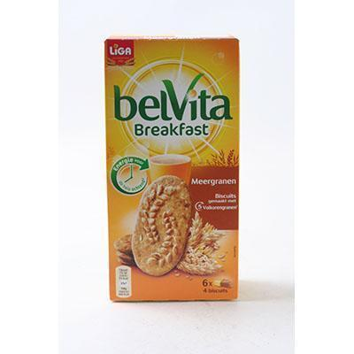Liga Milkbreak, Evergreen, Haverkick of BelVita