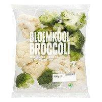 Bloemkool- of broccoliroosjes