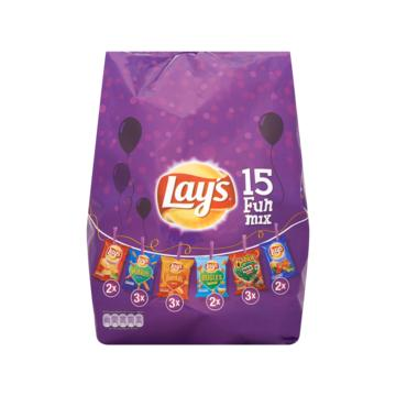Lay's multipack of funmix