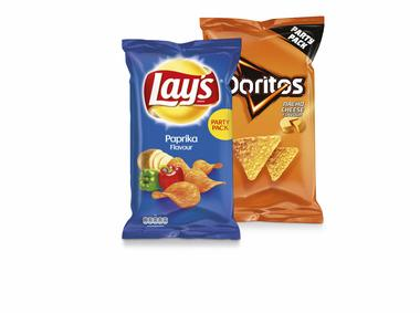 Lay's of Doritos partypack
