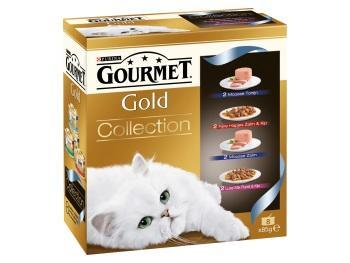 Gourmet Gold Collection