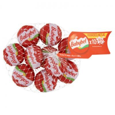 Mini babybel of cheez dippers