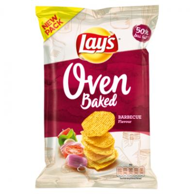 Lay's oven baked, sensations of sunbreaks