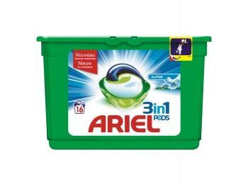 dash pods of ariel excel tabs of pods