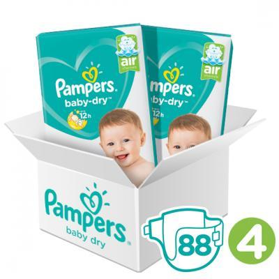 Pampers Baby dry valuepack