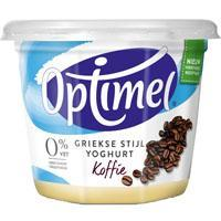 Optimel kwark of yoghurt