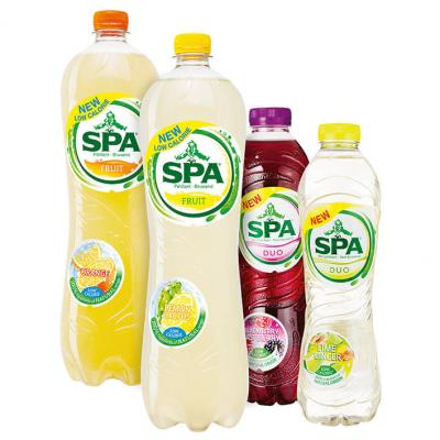 Spa Fruit en Duo 1-1.25 liter