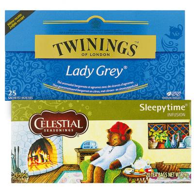 Celestial Seasonings of Twinings