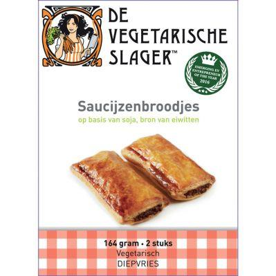 Vegetarische Slager snacks