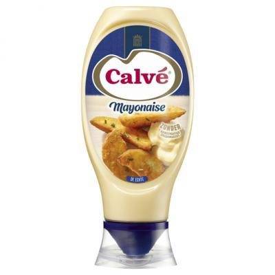 Hellmann?s mayonaise of Calvé mayonaise of saus