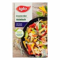 iglo groente idee of natural fish burgers