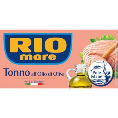 Rio Mare tonijn of makreelfilet