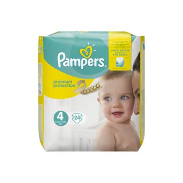 Pampers baby-dry of protection