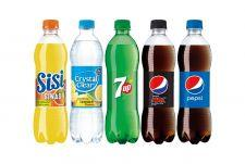 Pepsi, Sisi, 7UP, Sourcy met smaak, Rivella of Crystal Clear