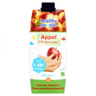 Healthy people baby sap