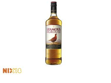 The Famous Grouse whisky