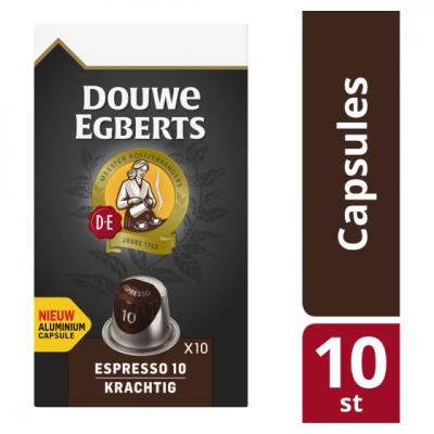 Douwe Egberts, L'OR of illy cups