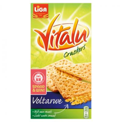 Liga vitalu of lu cracottes