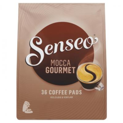 Senseo milk based pads of instants portion packs