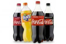 Coca-Cola of Fanta in fles 1000 ml