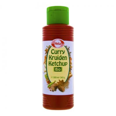 Hela curry kruiden ketchup of salad&sandwich dressing