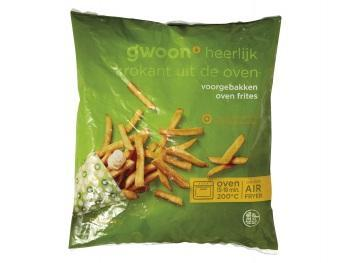 g'woon ovenfrites of vlaamse frites
