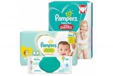 Alle Pampers of babydoekjes