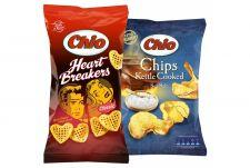 Chio chips of snacks