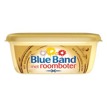 Blue Band of Becel met roomboter